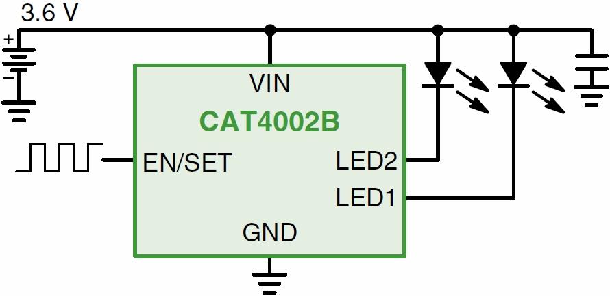 cat4002b应用电路图.