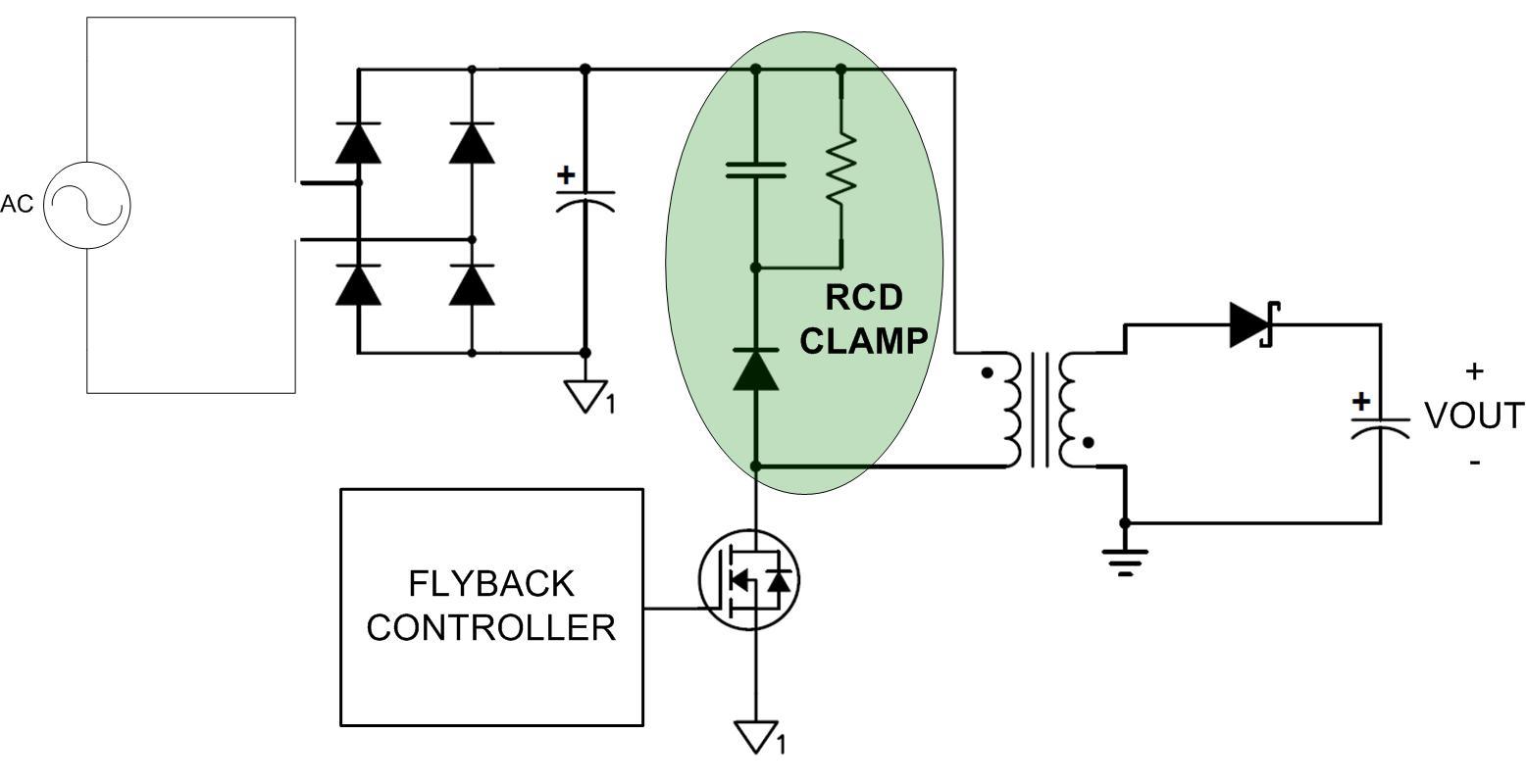 rcd缓冲电路设计