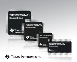 德州仪器推出采用控制律加速器的最新 Piccolo™ MCU