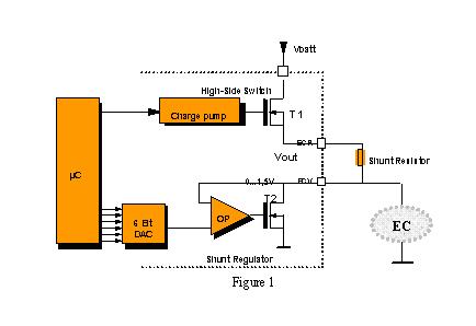 器件内的ec控制电路是