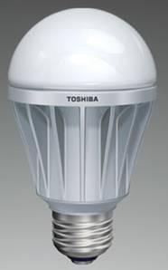 东芝LED照明产品登陆中国市场 推出5.5W LED灯