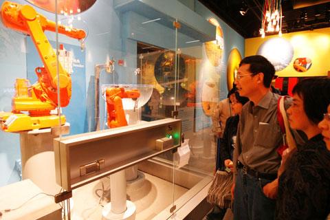 ABB 积极参与上海世博会53个项目建设