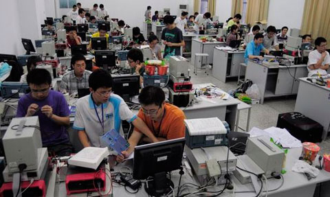全国大学生电子设计竞赛——ti杯模拟电子系统专题邀请赛圆满结束
