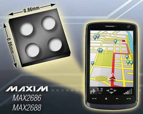 im推出GPS低噪声放大器