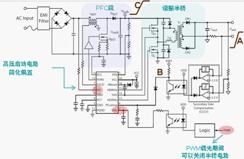 电路 电路图 电子 原理图 480_313