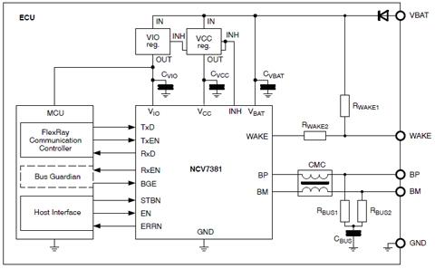 ncv7381典型应用电路图