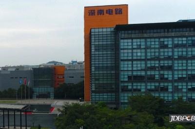 pcb厂商深南电路净利4.48亿,拟10派5.1元